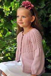 Ravelry: Hermione cardigan pattern by Pelykh Natalie