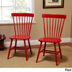 Venice Dining Chairs (Set of 2) | Overstock.com Shopping - Great Deals on Dining Chairs
