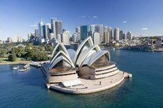 One word: SCENERY. Sydney, Australia