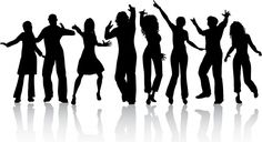 we zijn er ook voor de mensen die even een dansje willen doen