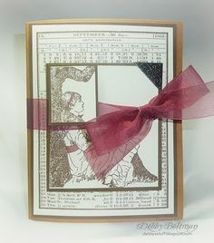 Relish Reading - Card by Debby Boltman