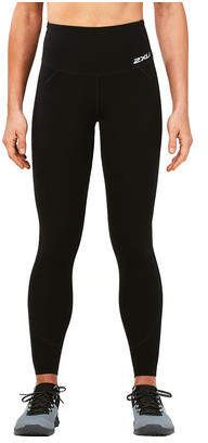 competitive price 861c7 f7663 2XU Women s Fitness High Rise Compression Tight - Black Black Tight-Fit
