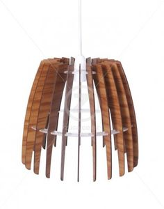 Hooper Shade Cone – Wood Lamp Shades, Office Furniture, Bar Stools, Ceiling Lights, Chair, Wood, Tableware, Decorating, Lighting