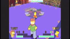 Ned Flanders VS Bart Simpson In A The Simpsons Wrestling Match This video showcases Gameplay of Ned Flanders VS Bart Simpson In A The Simpsons Wrestling Match