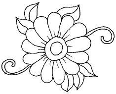 Ausmalbilder Blumen Zum Ausdrucken 01