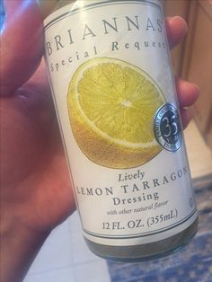 Courtney's recommended salad dressing from New Seasons