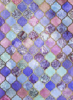 We Heart It yoluyla görsel #background #beautiful #colorful #design #interior #pattern #pretty #purple