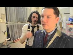 ▶ The Making of a Coat #20 The First Fitting - YouTube