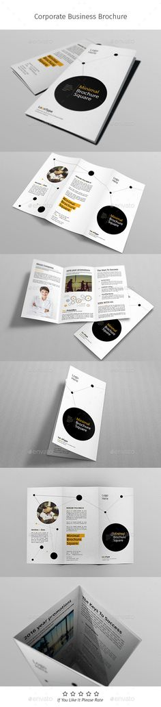 A4 Corporate Business Flyer Template PSD #design Download: http://graphicriver.net/item/a4-corporate-business-flyer-template-vol-06/14316140?ref=ksioks
