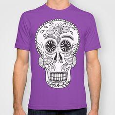 Sugar Skull No. 1 T-shirt