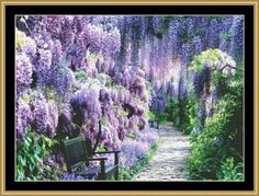 Heaven On Earth [NFP-178] - $16.00 : Mystic Stitch Inc, The fine art of counted cross stitch patterns