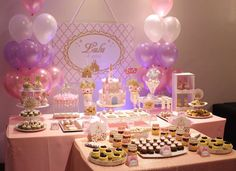 Sweet Princess Party | CatchMyParty.com