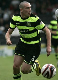Scott Brown - Celtic skipper  ⚽