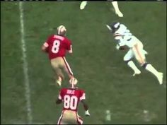 Steve Young's famous 49-yard game-winning touchdown vs. Vikings | October 30, 1988