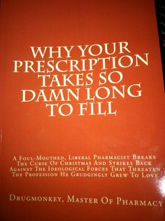 This book should be displayed as reading material in every pharmacy waiting room!