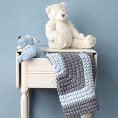 #crochet free blanket pattern