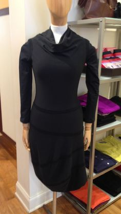 Alice put a few looks together this week including this flattering dress from ZuZu Apparel.