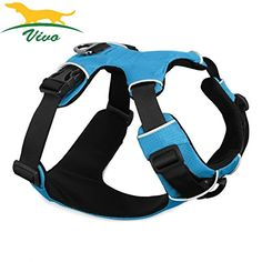 VIVO-No Pull Dog Harness. Easy On and Off with two Lead A... https://www.amazon.co.uk/dp/B073X8SV1X/ref=cm_sw_r_pi_dp_U_x_8qXJAbENV6QZG