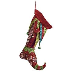 elf stockings pattern and tutorial for next year | Holidays ...
