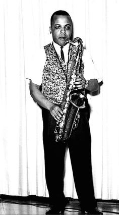 NORTHWEST MUSIC ARCHIVES: BARNEY HILLIARD: SEATTLE'S '50s TEENAGED SAX STAR