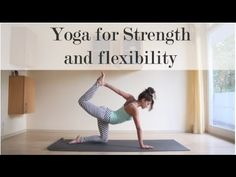 10 yoga stretches for flexibility