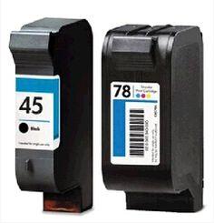 Compatible Ink Cartridge for HP45 51645A for HP78  C6578D for HP DeskJet 710C/712C/720C/722C/820C/820Cse/820Cxi/830C Printer