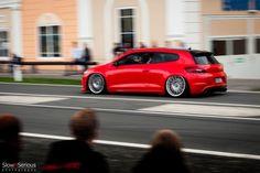 Volkswagen Scirocco #stancenation