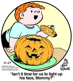 Created by Bil Keane and based loosely on his life, Family Circus is about the challenges and adventures of a suburban family of six. Funny Quotes, Funny Memes, Hilarious, Charlie Brown Cartoon, Family Circus Cartoon, Math Comics, Funny Cartoon Pictures, Comic Panels, Cute Images