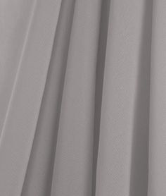 Light Gray Chiffon Fabric - $4.3 | onlinefabricstore.net
