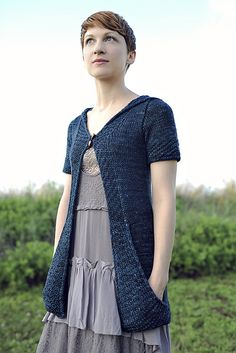 Ravelry: Watercourse pattern by Carina Spencer