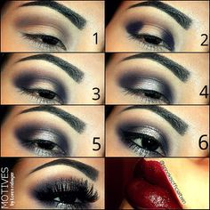 Step by step :) on how I did my previous makeup look. Using @motivescosmetics by @Loren Ridinger, @anastasiabeverlyhills and @ardell_lashes.... Loving how the lashes changes everything :) I hope all of you like this pictorial... And please don't forget to enter my giveaway courtesy of @ofracosmeticspro, @prettyzombiecosmetics and @Violet Voss check out my giveaway picture for more details and rules on how to practice. Xox #motivescosmetics #lorenridinger #anastasiabeverlyhills #ardelllashes…