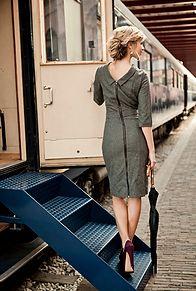 Shabby Apple Ms. Porter Dress