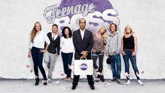 Teenage Boss er en serie som ble sendt på NRK. Hva skjer når tenåringen får ansvaret for familiens økonomi? Place Cards, Place Card Holders, Barn, Converted Barn, Barns, Shed, Sheds