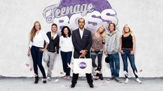 Teenage Boss er en serie som ble sendt på NRK. Hva skjer når tenåringen får ansvaret for familiens økonomi?