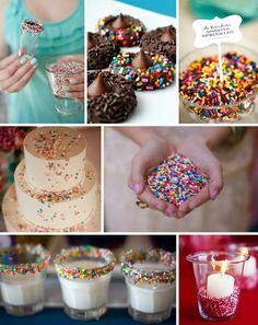 I want a sprinkles wedding. It is the sweetest day of your life, right?