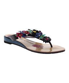 Black Always And Forever Sandal | Daily deals for moms, babies and kids