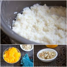 PicMonkey Collage Porridge Recipes, Rice Porridge, Chinese Breakfast, Healthy Diet Snacks, Cinnamon Almonds, Sweet Potato Chips, Low Carb Breakfast, Breakfast Options, Toddler Meals