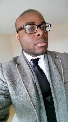 Black n tweed-
