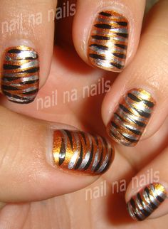 Nail art.  #nails #nailarts #naildesigns #nailartdesignideas