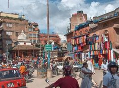 Kathmandu, Nepal (I don't know why other than how cool to say I've been to Kathmandu)
