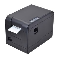 85.00$  Buy now - http://alidbw.worldwells.pw/go.php?t=32286052133 - Small Thermal barcode printer 58mm USB price label printer with high speed for supermarket sticker printing impressora termica