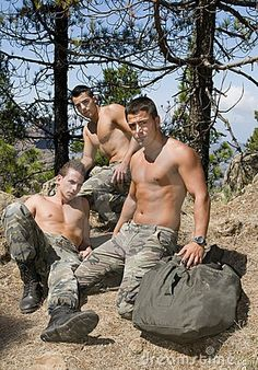Art military hotties-for-the-ladies