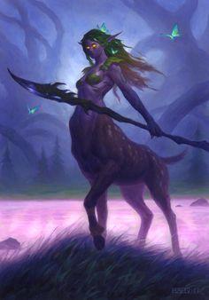 Lore of Warcraft (part 3) - Trolls, Elves, and Demons - Imgur