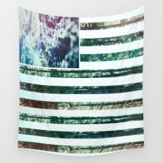USA Wilderness Wall Tapestry