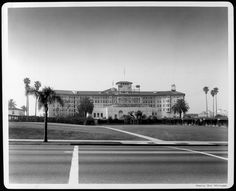 The Ambassador Hotel. 1940.