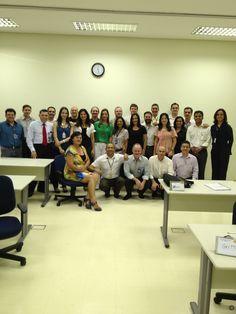 Formação de Marketing e Vendas GESTORES. UNICORREIOS Brasília.  Outubro 2012.