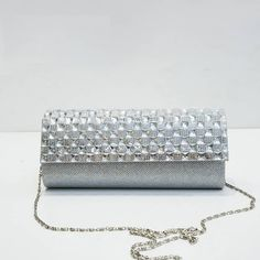Ladies New Fashion Designer Evening Prom Party Womens Knuckle Clutch Bags