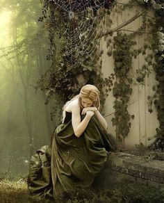 Mystical enchantments.