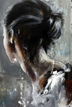 What is Your Painting Style? How do you find your own painting style? What is your painting style? Abstract Portrait, Portrait Art, Abstract Art, Woman Portrait, Acrylic Portrait Painting, Woman Painting, Painting & Drawing, Art Sur Toile, Figurative Art