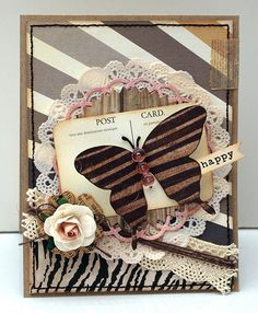 Happy card by jo kill., via Flickr